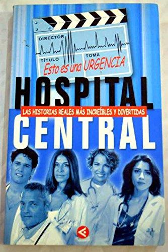 9788403095038: Hospital central - esto es una urgencia