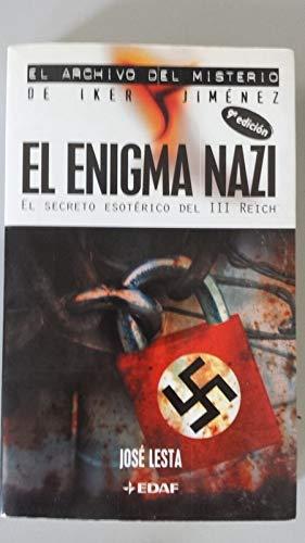 9788403096554: El enigma nazi