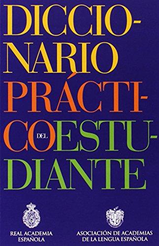 9788403097469: Diccionario Practico del Estudiante (DICCIONARIOS RAE ESCOLAR)