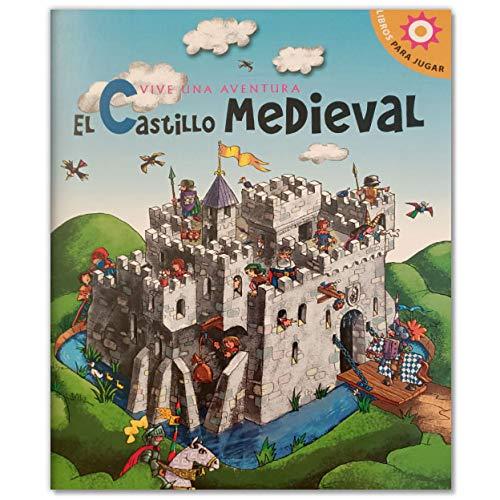 9788403098282: Libros-Pop-Up el Castillo Medieval