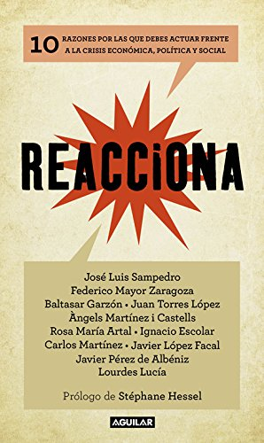 REACCIONA: JOSE LUIS SAMPEDRO