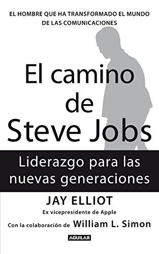 9788403102118: El camino de Steve Jobs (Punto de mira)