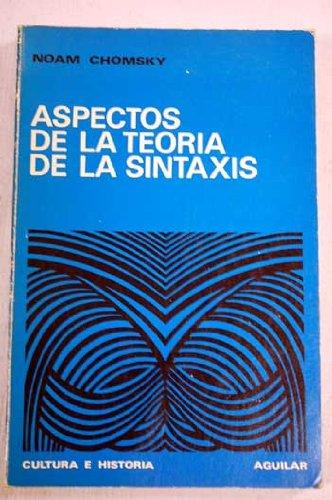 Aspectos De La Teoria De La Sintaxis: n/a