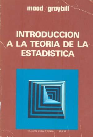 9788403201026: Introduccion a la Teoria de la Estadistica