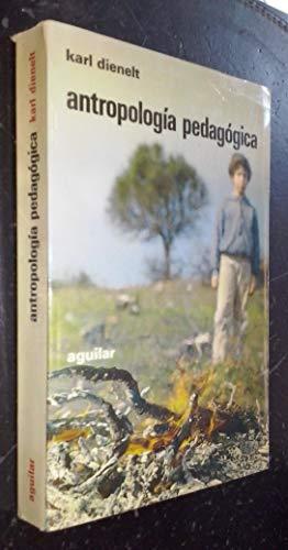 9788403230620: Antropologia pedagogica