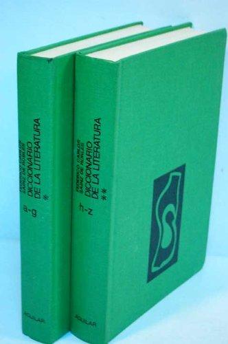9788403279926: Diccionario de la literatura.