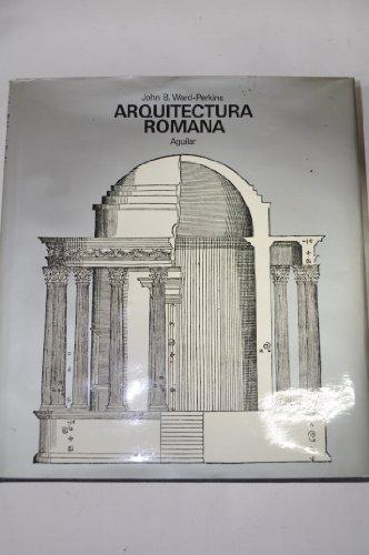 9788403330184: ARQUITECTURA ROMANA