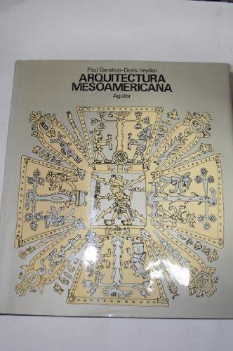 9788403330290: Arquitectura mesoamericana (Historia universal de la arquitectura) (Spanish Edition)