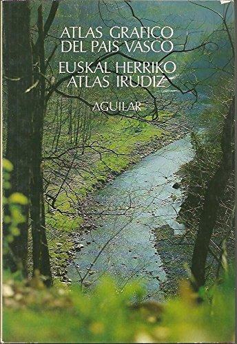 Atlas gráfico del pais Vasco. Euskal Herriko atlas irudiz,: Tirso Echandia/Mikel Ugalde ( ...