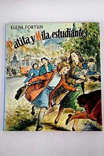 9788403461154: PATITA Y MILA ESTUDIANTES