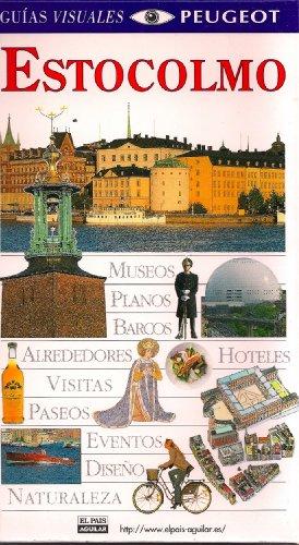 9788403500266: Estocolmo - guia visual (Guias Visuales)
