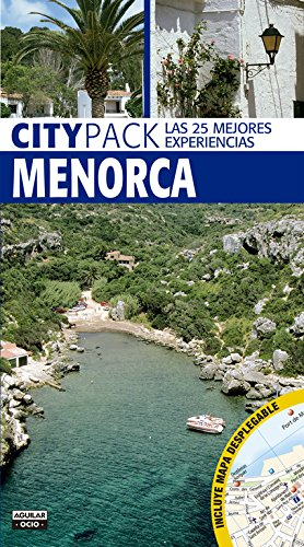 9788403500884: Menorca (Citypack): (Incluye plano desplegable)