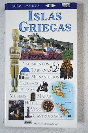 9788403501324: Islas griegas - guia visual (Guias Visuales)