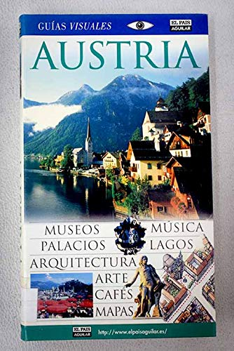 9788403502888: Austria - guia visual (Guias Visuales)