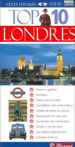 9788403503489: Londres - Top 10 (Spanish Edition)