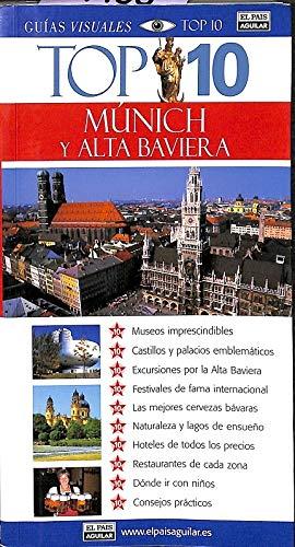 9788403503595: Munich y alta baviera - top 10 guia visual (Top 10 Guias Visuales)