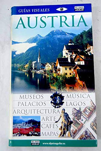 9788403504387: Austria - guia visual (Guias Visuales)