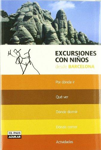 9788403504400: Excursiones Con Niños Desde Barcelona