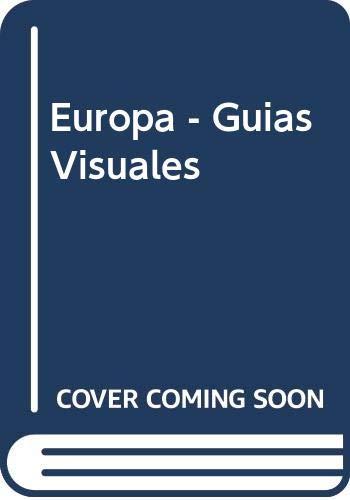 9788403504561: Europa - guia visual (Guias Visuales)