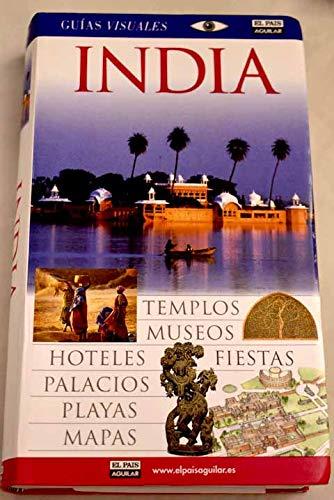 9788403504974: India - guia visual (Guias Visuales)
