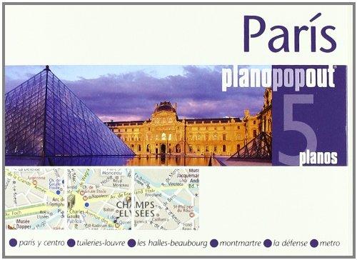 9788403505933: PARIS PLANO (PLANOPOPOUT)