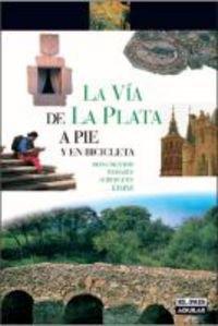 9788403506794: LA VIA DE LA PLATA (Rutas A Pie)