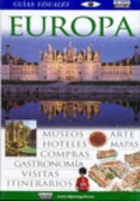9788403507296: EUROPA-Guias Visuales