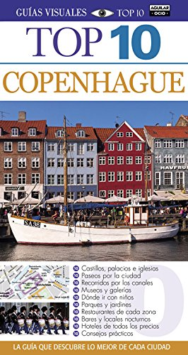 9788403507487: Copenhague (Guías Visuales Top 10 2015)