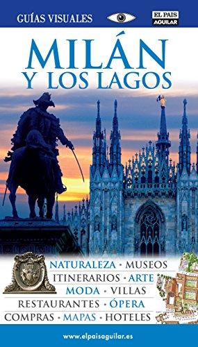 9788403507647: Milán y los Lagos (Guías Visuales)