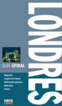 9788403508521: LONDRES LA GUIA (Guia Spiral (aguilar))