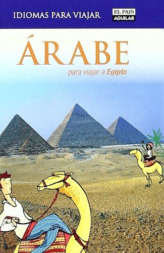 9788403510838: Árabe para viajar a Egipto