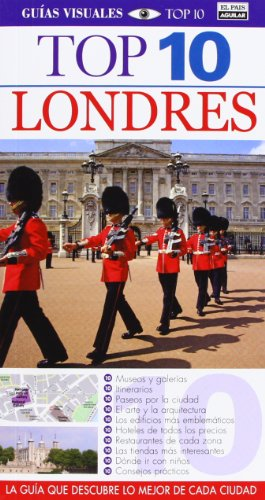 9788403512580: LONDRES TOP 10 G.Visuales P.Aguilar
