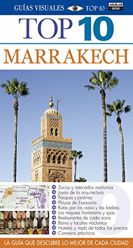 9788403513488: Marrakech (Guías Top 10)