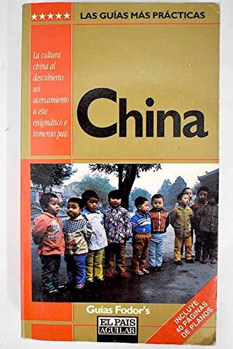 9788403592018: CHINA (GUIA FODOR`S)