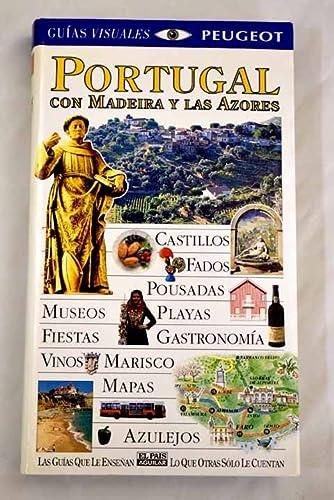 9788403594548: Portugal con madeira y las azores - guias visuales peugeot -