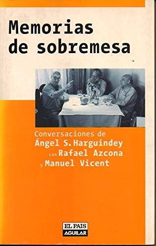 9788403595279: Memorias de sobremesa (Spanish Edition)