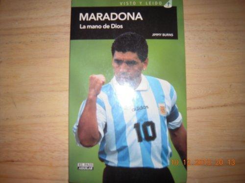 9788403599048: Maradona la mono de dios