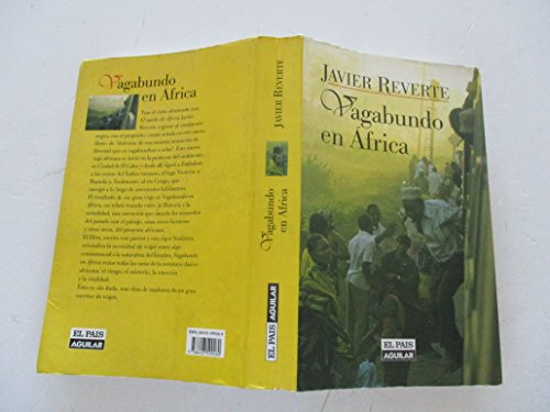 Vagabundo en Africa (Spanish Edition): Martinez Reverte, Javier