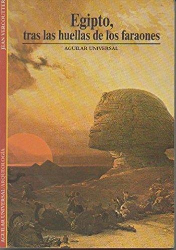 9788403600553: Egipto, tras las huellas de los faraones