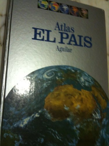 9788403602397: Atlas Del Mundo Aguilar/Santillana: Aguilar/Santilana World Atlas (Spanish Edition)