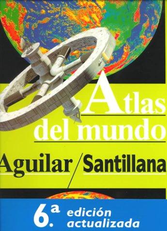 Atlas del Mundo Aguilar - Santillana: Equipo Staff