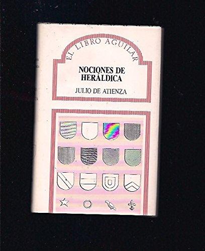 9788403870734: Nociones de heraldica