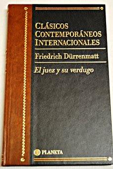 9788404461856: EL JUEZ Y SU VERDUGO