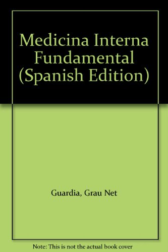 9788407001998: Medicina Interna Fundamental (Spanish Edition)