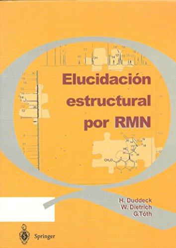 9788407005057: Elucidacion Estructural Por Rmn