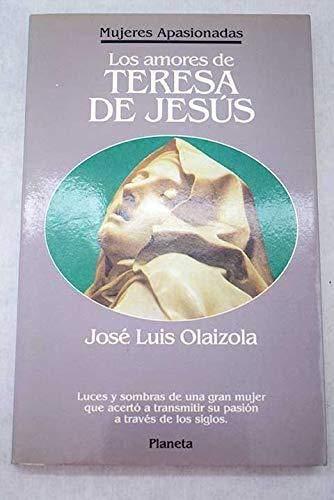 9788408001317: Los Amores de Teresa de Jesús