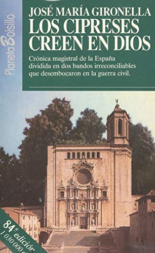 9788408002796: Cipreses Creen En Dios