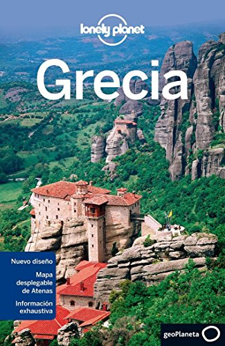 9788408003069: Lonely Planet Grecia (Travel Guide) (Spanish Edition)