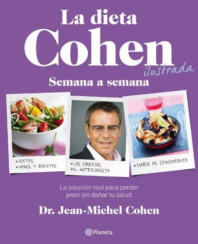 9788408003991: La dieta Cohen ilustrada