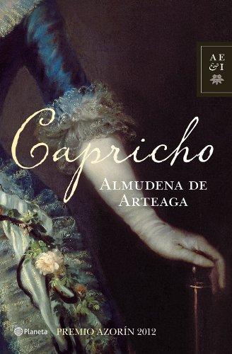 9788408004073: Capricho: Premio Azorín 2012 (Autores Españoles E Iberoamer.)